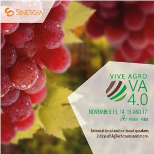 Featured image for Sinergia to host Vive Agro 4.0 in Peru, Nov. 13-17