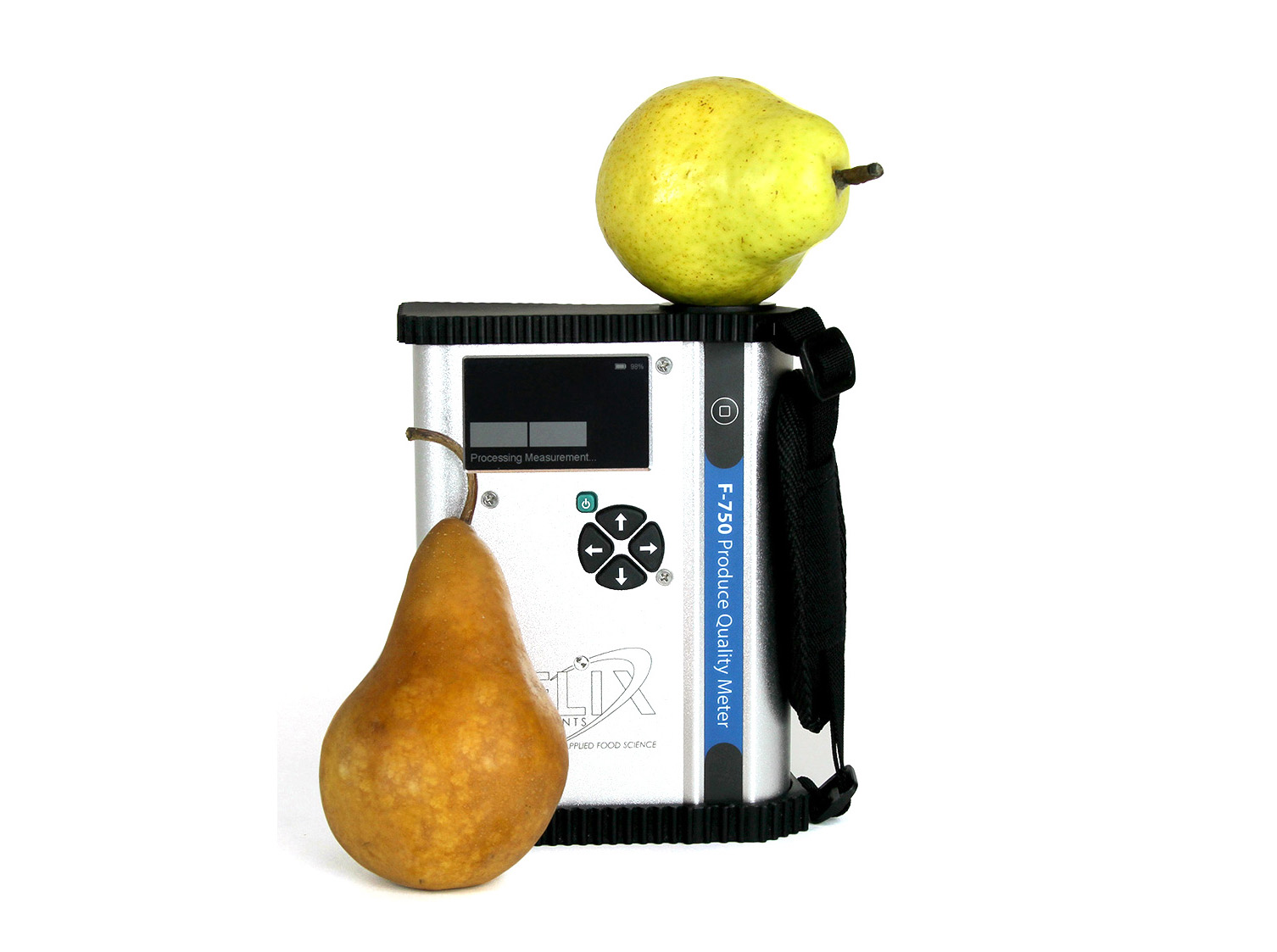 F 750 produce quality meter tools for applied food for Cuisine instrument