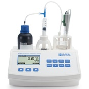Picture of HI84532 Titratable Acidity Mini Titrator for Fruit Juice Analysis
